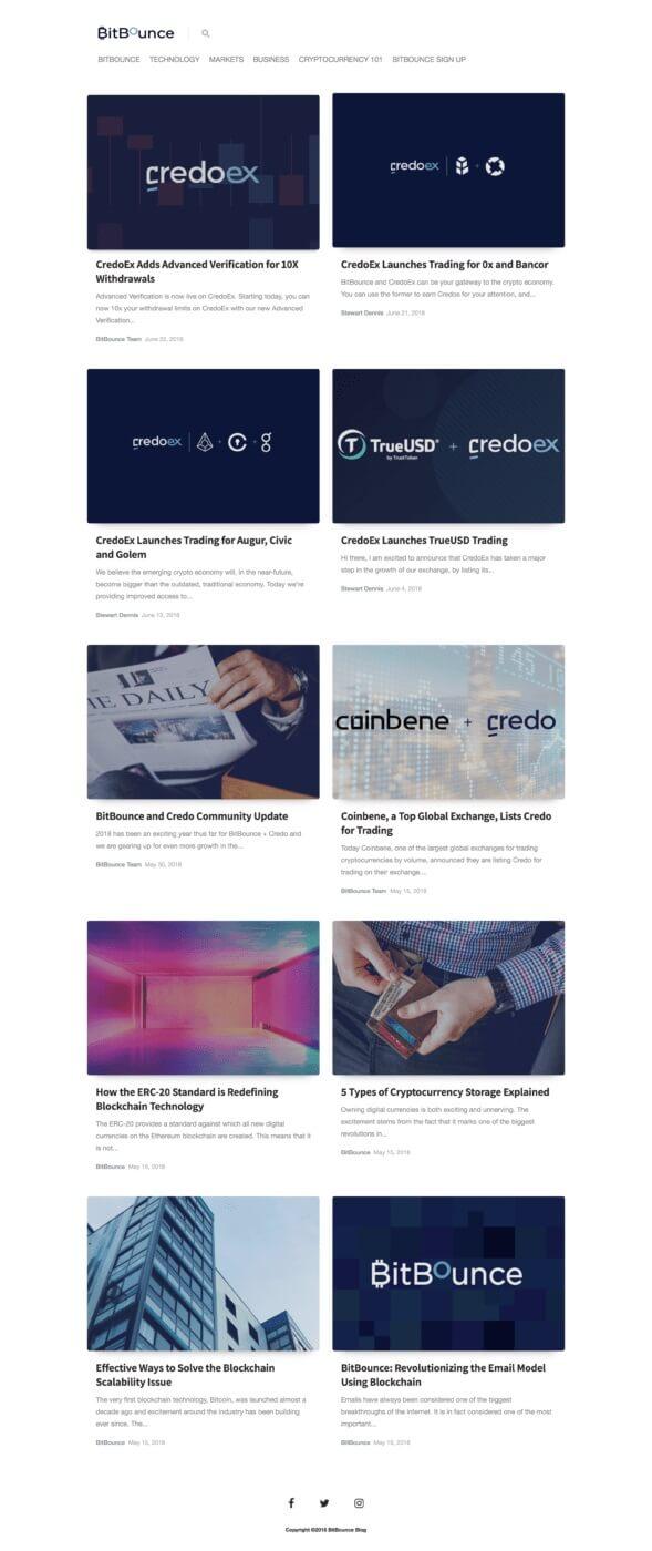 BitBounce Blog